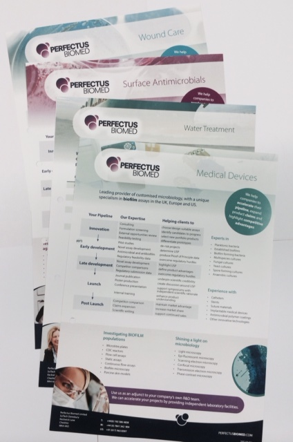 Perfectus Biomed – sector specific services