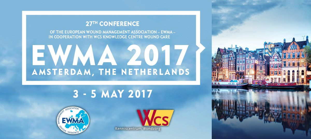 EWMA 2017 – 27th Conference of the European Wound Management Association