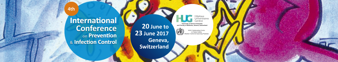 ICPIC 2017: Infection Conference on Prevention & Infection Control