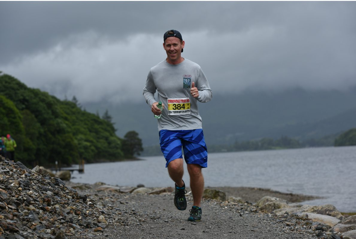 '40 for 40.' Our BDM is running 40 miles in support of The MS Society, and Perfectus Biomed is behind him all the way!