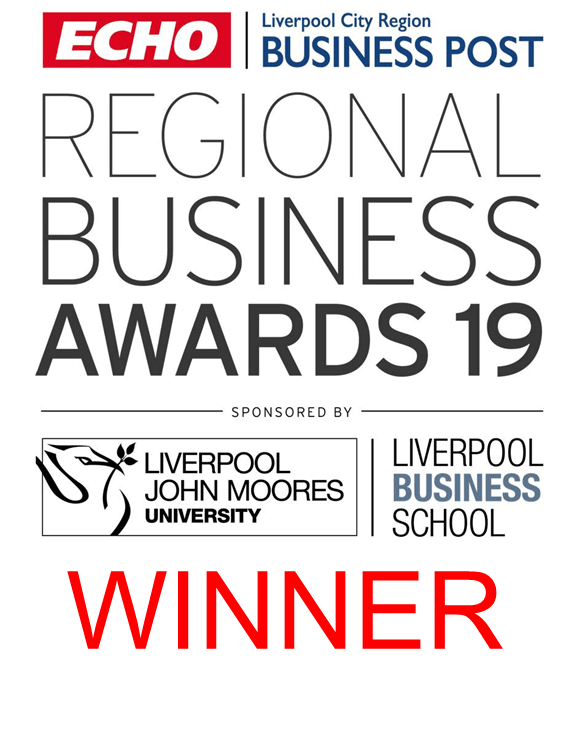 Our Operations Manager, Hannah, named Young Business Person of the Year