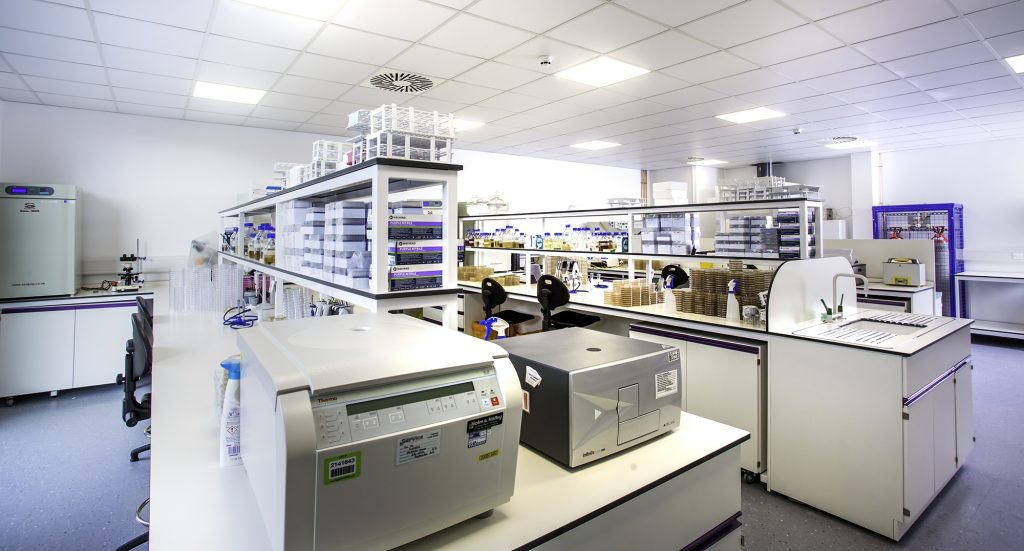 Perfectus Biomed's Laboratory Expansion is complete!